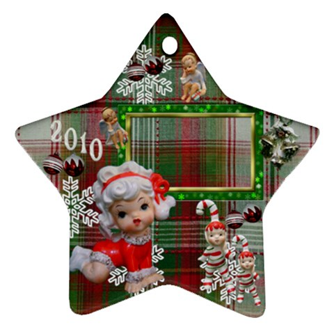 angels 2010 ornament 49 by Ellan Front