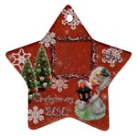 lantern 2010 ornament 82 - Ornament (Star)