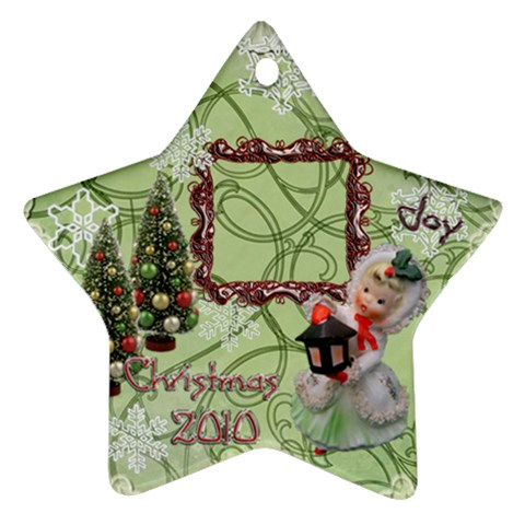 Lantern Girl 2010 Ornament 83 By Ellan   Ornament (star)   Dd8slra9vje3   Www Artscow Com Front