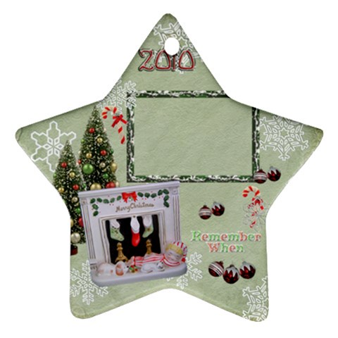 Sleepy Boy 2010 Ornament 111 By Ellan   Ornament (star)   10x1kb9xom5r   Www Artscow Com Front