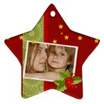 xmas Star - Ornament (Star)