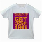 omega -photo-7 www.psixi.ws Kids White T-Shirt