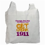 omega -photo-5 www.psixi.ws Recycle Bag (One Side)
