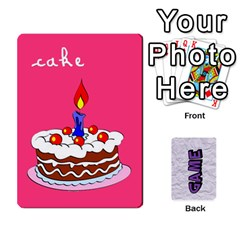 Memory Game With Your Own Photos   Playing Cards By Carmensita   Playing Cards 54 Designs   0o2xfgec09q2   Www Artscow Com Front - Heart5
