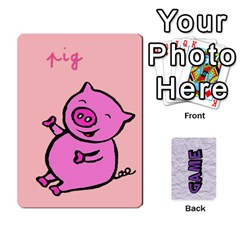 Memory Game With Your Own Photos   Playing Cards By Carmensita   Playing Cards 54 Designs   0o2xfgec09q2   Www Artscow Com Front - Spade8