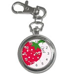 strawberries Key Chain Watch  01