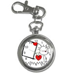 Garabatos key chain watch 02