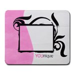 Pinkalicious Punk Mousepad - Large Mousepad