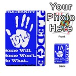 sigma -photo-14 Multi-purpose Cards (Rectangle)