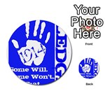sigma -photo-14 Multi-purpose Cards (Round)