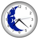 sigma -photo-11 www.psixi.ws Wall Clock (Silver)