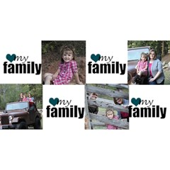 11 Photo Family Block By Amanda Bunn   Magic Photo Cube   Hsjhx1v59wlf   Www Artscow Com Long Side 2