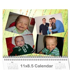 Farr Cal 18mos2011 By Aimee   Wall Calendar 11  X 8 5  (18 Months)   039ggt4ibbkx   Www Artscow Com Cover