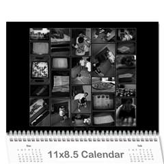 2011 Calendar By Laura   Wall Calendar 11  X 8 5  (12 Months)   9uowwr8i8t18   Www Artscow Com Cover