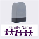 Family Name stamp