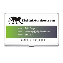Business Card Holder by digitalmonkey