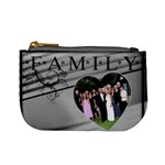 Family Mini Coin Purse