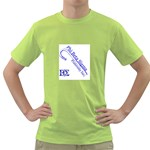 sigma 4_canes_peppermint_singl Green T-Shirt