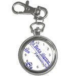 sigma 4_canes_peppermint_singl Key Chain Watch