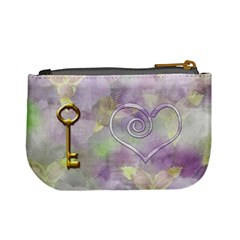 Iris Mini Coin Purse By Joan T   Mini Coin Purse   Jqn4zpffx6ek   Www Artscow Com Back