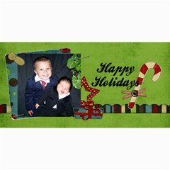 Christmas Cards1 By Sheena   4  X 8  Photo Cards   Tdwgauuxgqff   Www Artscow Com 8 x4 Photo Card - 2