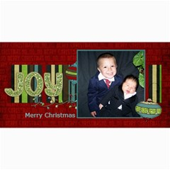 Christmas Cards1 By Sheena   4  X 8  Photo Cards   Tdwgauuxgqff   Www Artscow Com 8 x4 Photo Card - 3