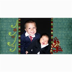 Christmas Cards1 By Sheena   4  X 8  Photo Cards   Tdwgauuxgqff   Www Artscow Com 8 x4 Photo Card - 5
