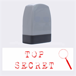 Top Secret - Name Stamp