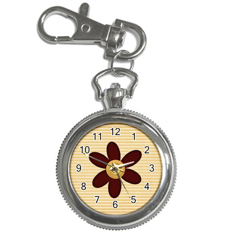 Flower Key Chain Watch By Sheena   Key Chain Watch   Bxp8l4v0ncxs   Www Artscow Com Front