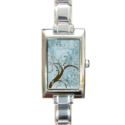 Watch2 By Sheena   Rectangle Italian Charm Watch   N08waqr06hnj   Www Artscow Com Front