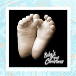 Baby s first christmas boy photocube - Magic Photo Cube