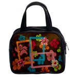 Tropical Handbag - Classic Handbag (Two Sides)