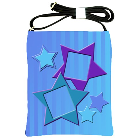 Stars Sling Bag By Add In Goodness And Kindness   Shoulder Sling Bag   Mmuz54jlecrx   Www Artscow Com Front