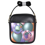 balloons sling bag - Girls Sling Bag
