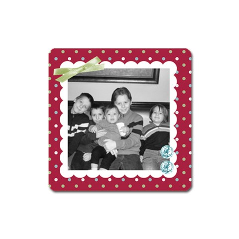 Square Magnet 7 By Martha Meier   Magnet (square)   Hwx2bsvj507o   Www Artscow Com Front