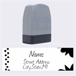 Address Stamp - Name Stamp