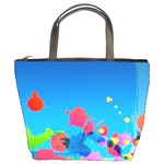 Colorful Bag - Bucket Bag