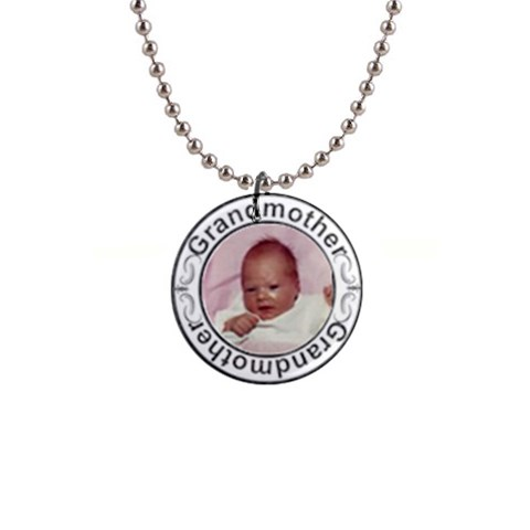 Grandmother Necklace by Lil Front
