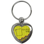 Always be mine - Key chain - Key Chain (Heart)