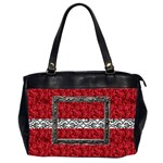 Love - Oversize Office Handbag (2 Sides)