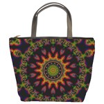 webgrrl-fractalart-006 Bucket Bag