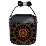webgrrl-fractalart-006 Girls Sling Bag