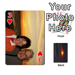 2009 Destin Final By Laura Rejko   Playing Cards 54 Designs (rectangle)   Ek14aawfjjrr   Www Artscow Com Front - Heart3