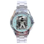 Men s watch 5 - Stainless Steel Analogue Men's Watch