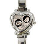 Fantasia Classic Heart watch 2 - Heart Italian Charm Watch