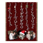 Christmas Shower Curtain - Shower Curtain 60  x 72  (Medium)