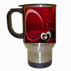 I Heart You Mug 10 By Ellan   Travel Mug (white)   Wk8mtxvov5hh   Www Artscow Com Left