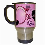 I heart You Mug 2116 - Travel Mug (White)