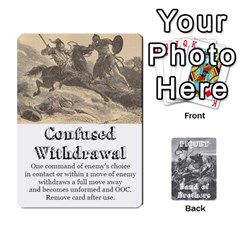 Band Of Brothers Cards3 By Dave   Playing Cards 54 Designs   N1bkwq62ymkf   Www Artscow Com Front - Heart2