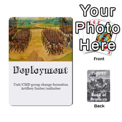 Band Of Brothers Cards3 By Dave   Playing Cards 54 Designs   N1bkwq62ymkf   Www Artscow Com Front - Diamond9